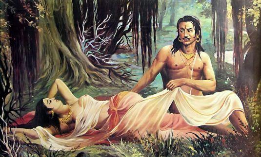 shakuntala-dushyanta