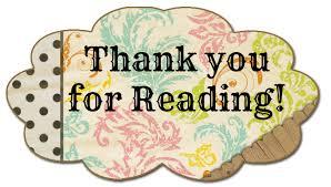 1 Thanks for reading